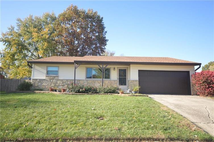 706 Spring Valley Court Indianapolis, IN 46231   MLS 21679556   photo 1