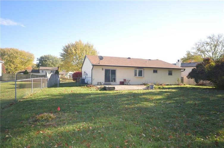 706 Spring Valley Court Indianapolis, IN 46231   MLS 21679556   photo 2