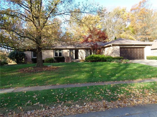 534 Greenlee Drive Indianapolis, IN 46234 | MLS 21679584 | photo 1