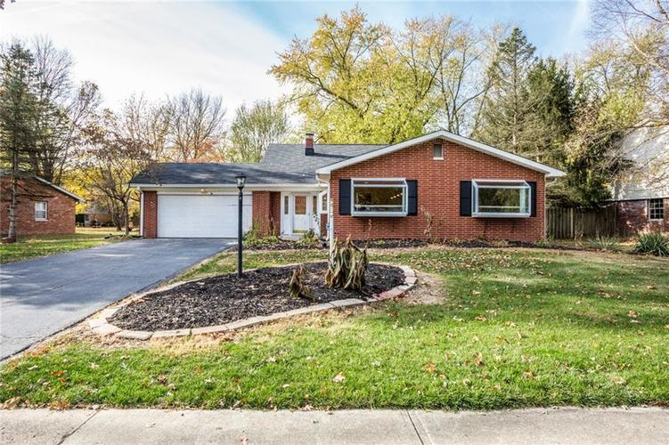 7962  Hoover Lane Indianapolis, IN 46260 | MLS 21679591