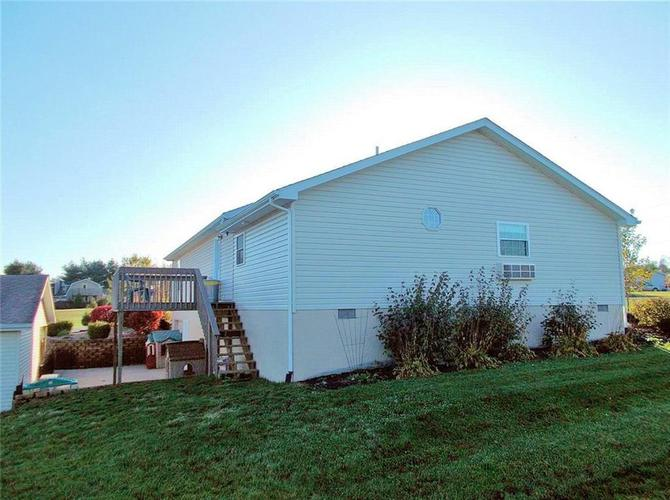 1830 Spencer Road North Vernon, IN 47265 | MLS 21679597 | photo 17