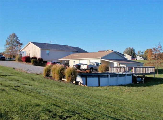 1830 Spencer Road North Vernon, IN 47265 | MLS 21679597 | photo 2