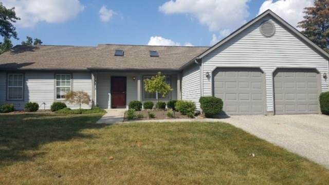 8908 Ginnylock Drive Indianapolis, IN 46256 | MLS 21679706 | photo 1