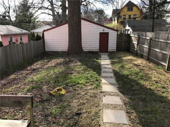 540 Woodruff Place Middle Drive Indianapolis IN 46201   MLS 21679728   photo 4
