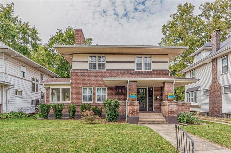 3250 N New Jersey Street Indianapolis, IN 46205   MLS 21679742