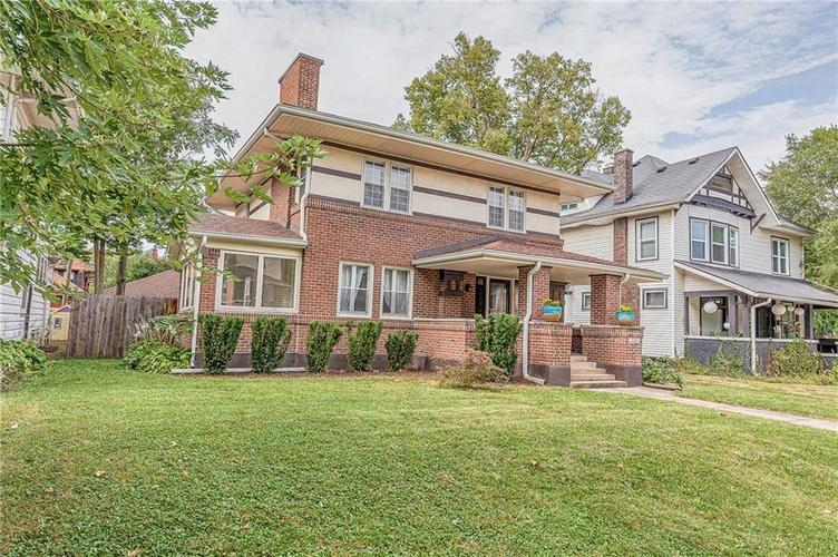 3250 N New Jersey Street Indianapolis, IN 46205 | MLS 21679742 | photo 2