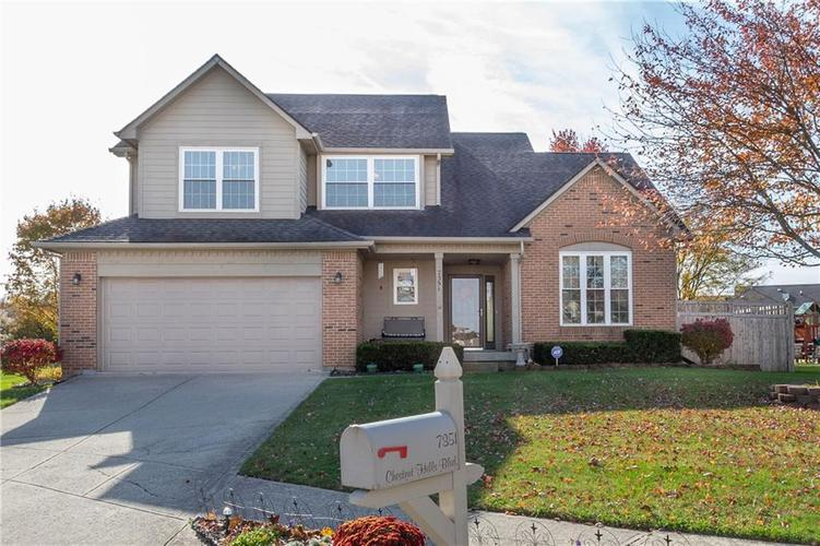 7351 Chestnut Hills Boulevard Indianapolis, IN 46278 | MLS 21679783 | photo 1