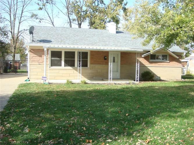 514 Park Drive Greenwood, IN 46143 | MLS 21679806 | photo 1