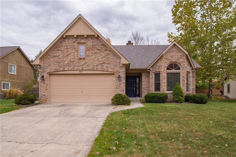 8275  Redondo Drive Indianapolis, IN 46236 | MLS 21679811