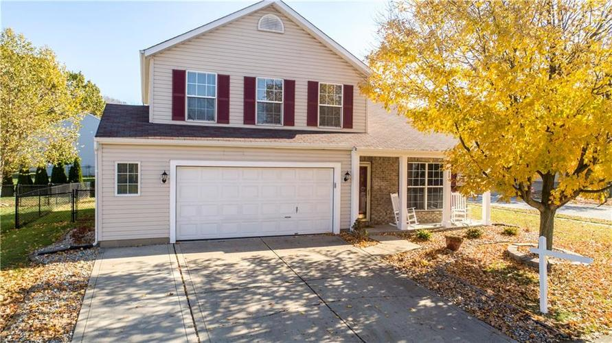 3943 FOREST RISE Lane Indianapolis, IN 46203   MLS 21679870   photo 1