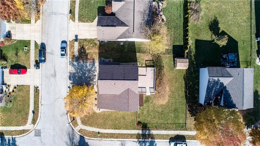 3943 FOREST RISE Lane Indianapolis, IN 46203   MLS 21679870   photo 33