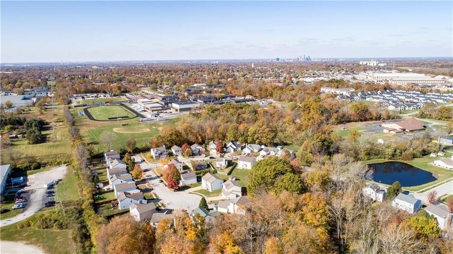 3943 FOREST RISE Lane Indianapolis, IN 46203   MLS 21679870   photo 36