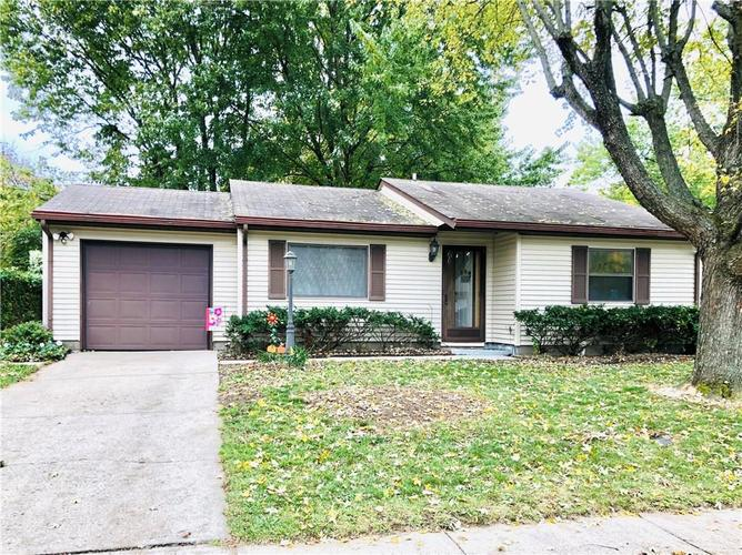 8109  XENIA Drive Indianapolis, IN 46227 | MLS 21679879