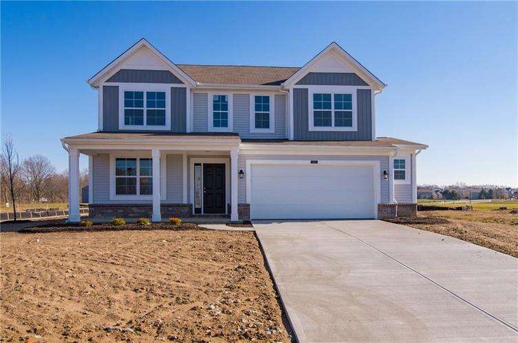 1263  Tanager Way Greenwood, IN 46143 | MLS 21679898