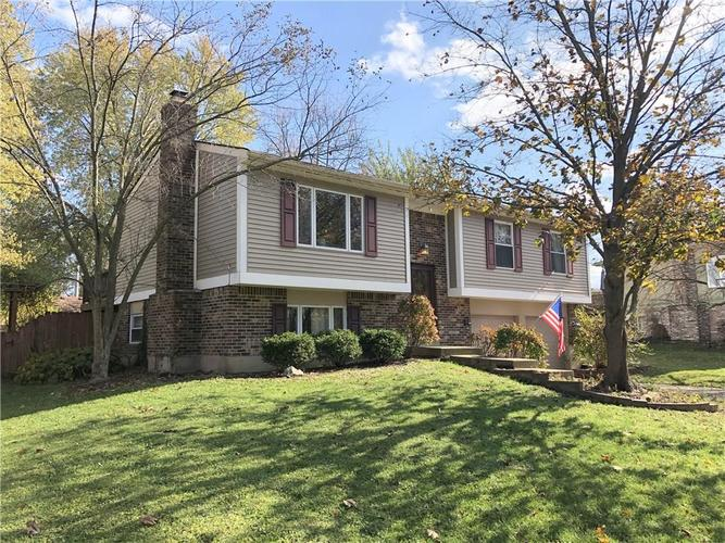 7507  Snowflake Drive Indianapolis, IN 46227 | MLS 21679916