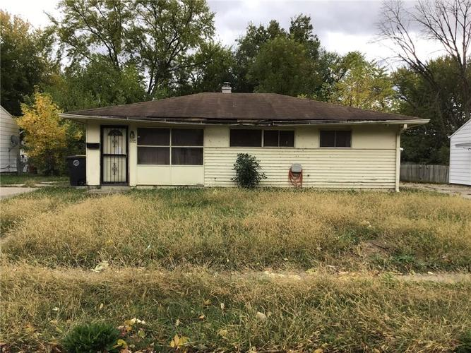 6615 E 47TH Street Indianapolis, IN 46226 | MLS 21679926