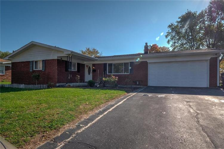 2041 Radcliffe Avenue Indianapolis, IN 46227 | MLS 21679943 | photo 1