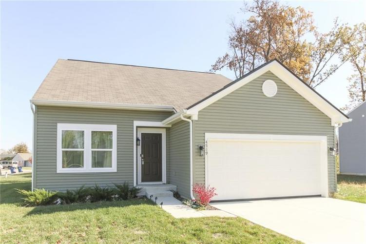 4519 Redhaven Drive Indianapolis, IN 46235 | MLS 21679981 | photo 1