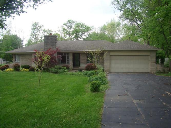 7210  Spring Mill Road Indianapolis, IN 46260 | MLS 21679995