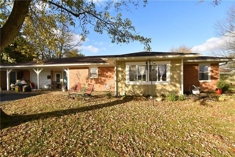 6354 W State Road 47  Thorntown, IN 46071   MLS 21680097