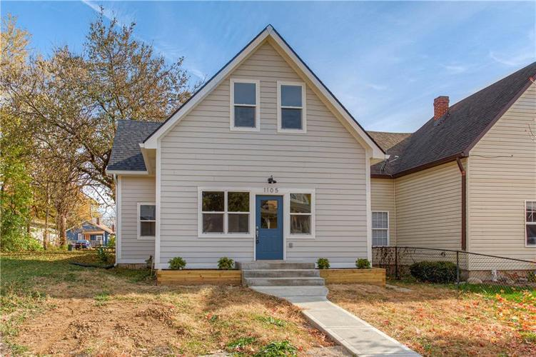 1105 N BEVILLE Avenue Indianapolis, IN 46201 | MLS 21680101