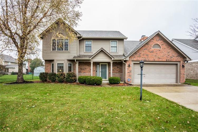 7809 ROCK ROSE Court Indianapolis, IN 46237 | MLS 21680117 | photo 1