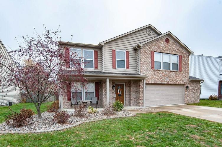 13212 N Badger Grove Drive Camby, IN 46113 | MLS 21680248 | photo 2