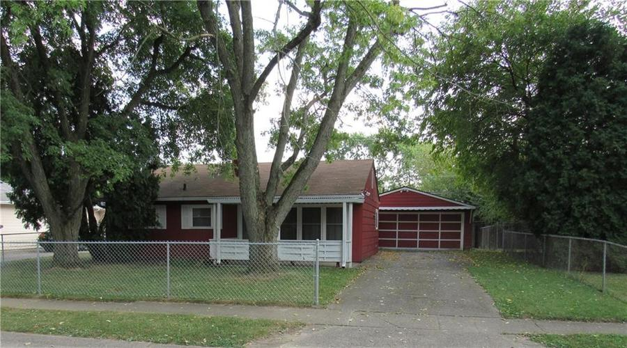 4119 Patricia Street Indianapolis, IN 46222   MLS 21680265   photo 1