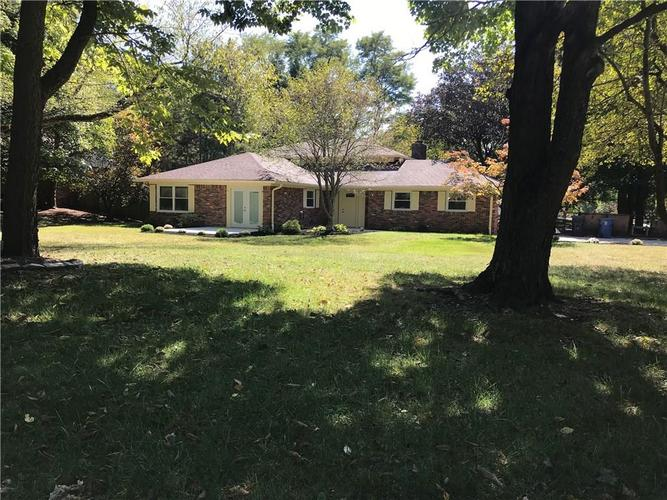 4205 Wyandotte Drive Indianapolis, IN 46220 | MLS 21680289 | photo 1