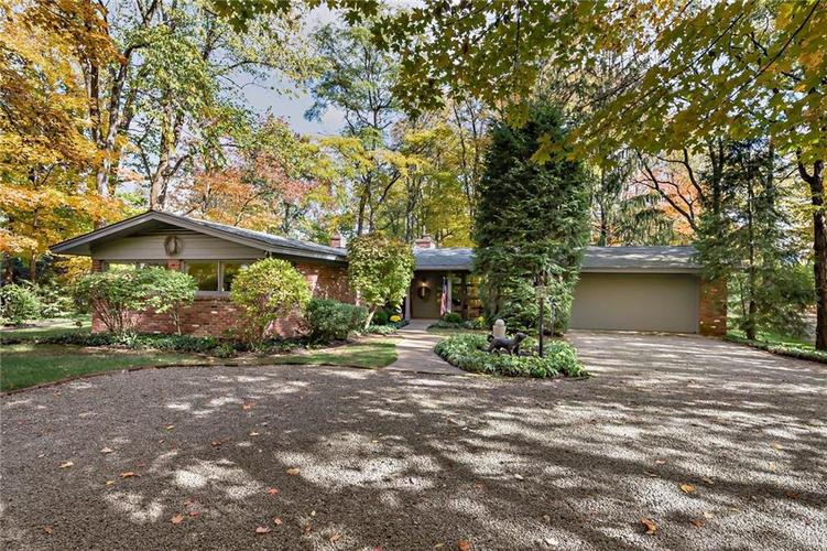 8181  Oak Hill Drive Indianapolis, IN 46250 | MLS 21680361