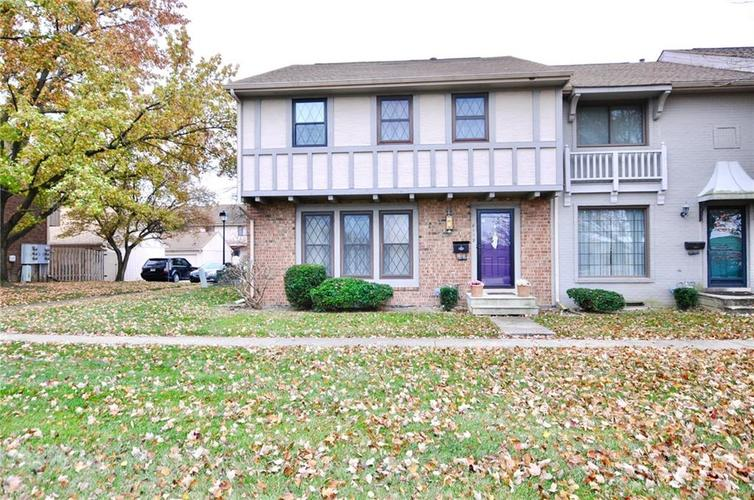 8112 BROMLEY Place Indianapolis, IN 46219   MLS 21680420   photo 1