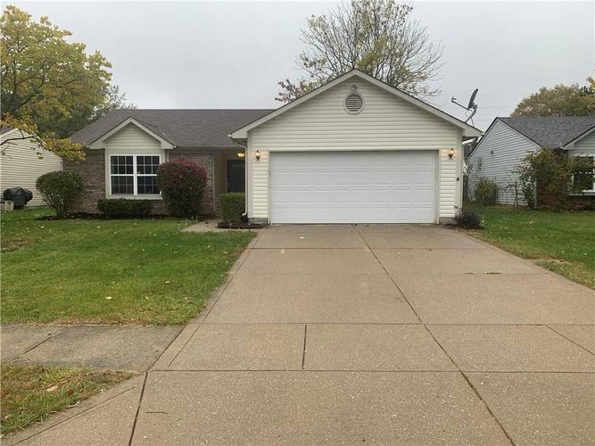2234 TANSEL FORGE Drive Indianapolis, IN 46234 | MLS 21680455 | photo 1