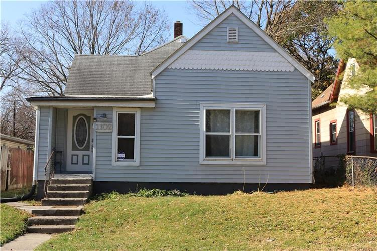 1102 Newman Street Indianapolis, IN 46201 | MLS 21680471 | photo 1