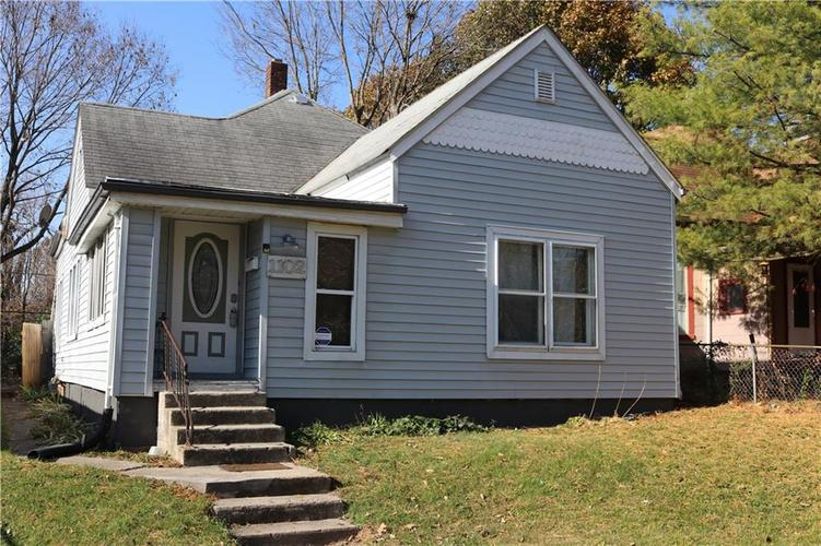 1102 Newman Street Indianapolis, IN 46201 | MLS 21680471 | photo 2