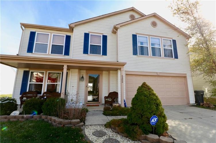 5309  Skipping Stone Drive Indianapolis, IN 46237 | MLS 21680489