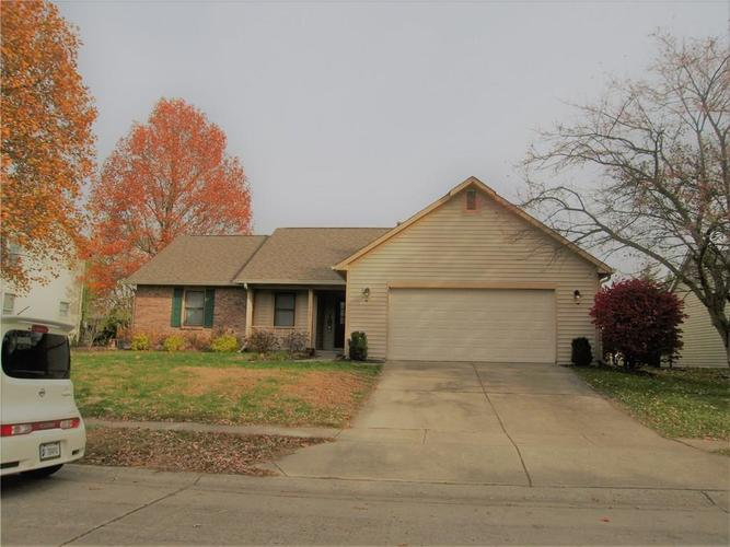9363 Hadway Drive Indianapolis, IN 46256 | MLS 21680502 | photo 1