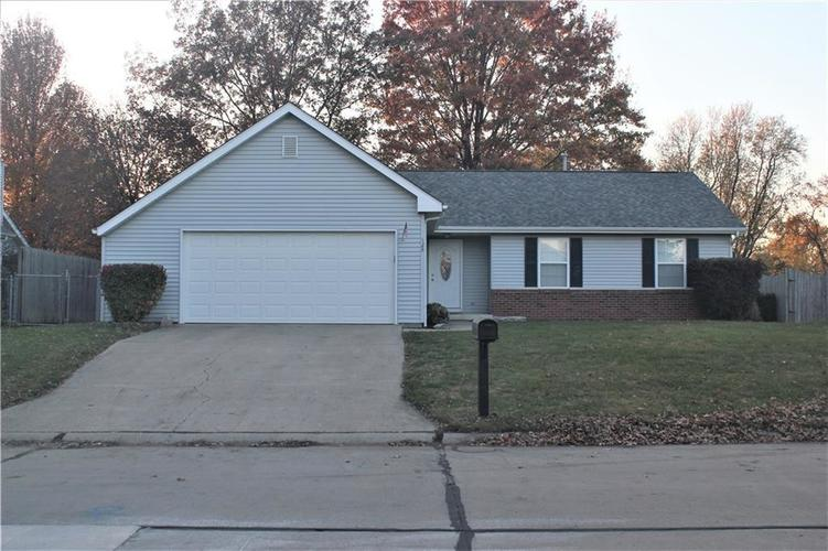128  Woodhaven Drive Greencastle, IN 46135 | MLS 21680519