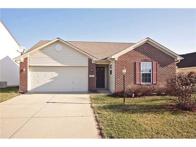 747 Treyburn Green Drive Indianapolis, IN 46239 | MLS 21680601 | photo 1