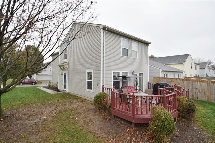 4495 Connaught East Drive Plainfield, IN 46168   MLS 21680667   photo 4