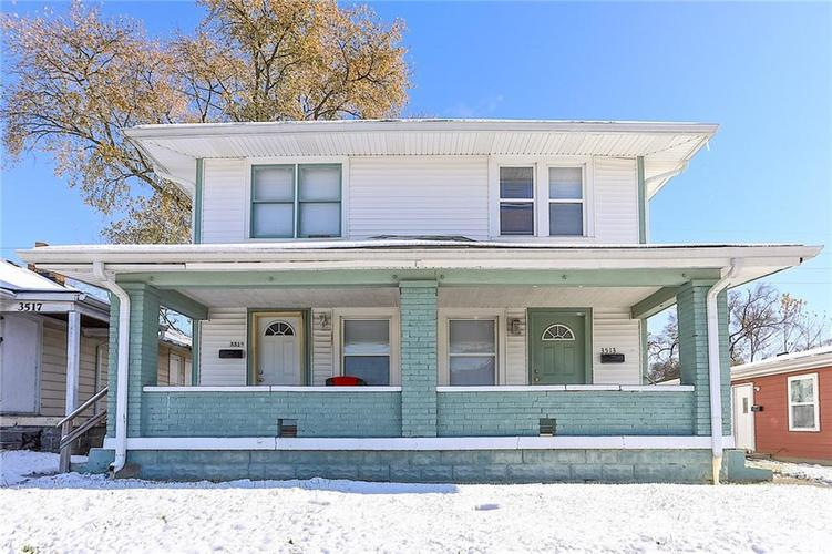 3513 N Graceland Avenue Indianapolis, IN 46208 | MLS 21680679 | photo 1
