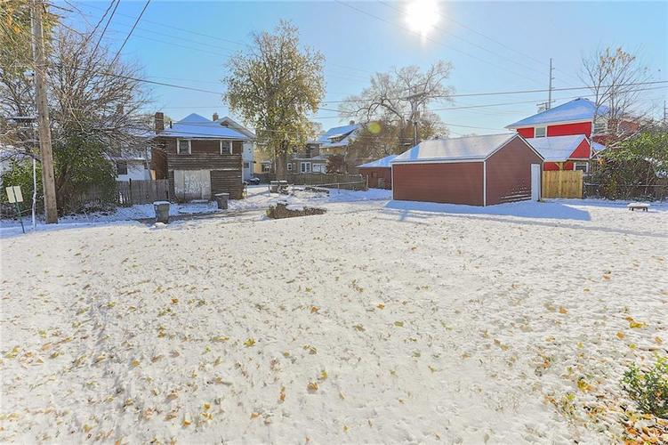 3513 N Graceland Avenue Indianapolis, IN 46208 | MLS 21680679 | photo 19