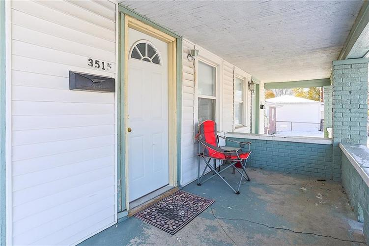 3513 N Graceland Avenue Indianapolis, IN 46208 | MLS 21680679 | photo 2