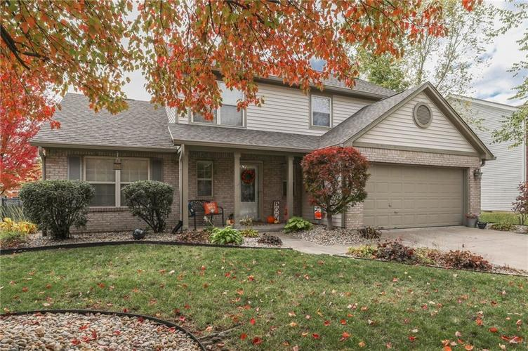4301  SEQUOIA Court Greenwood, IN 46143 | MLS 21680686