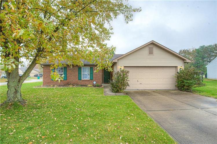 2208 Tansel Forge Drive Indianapolis, IN 46234   MLS 21680727   photo 1