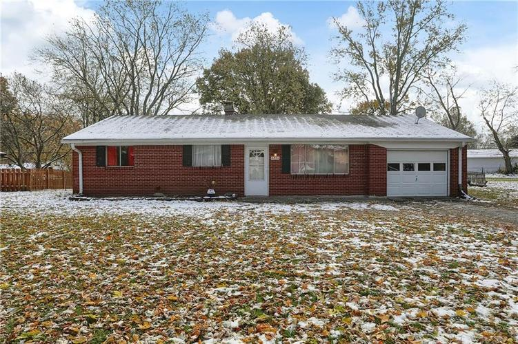 6821 W 12TH Street Indianapolis, IN 46214 | MLS 21680767