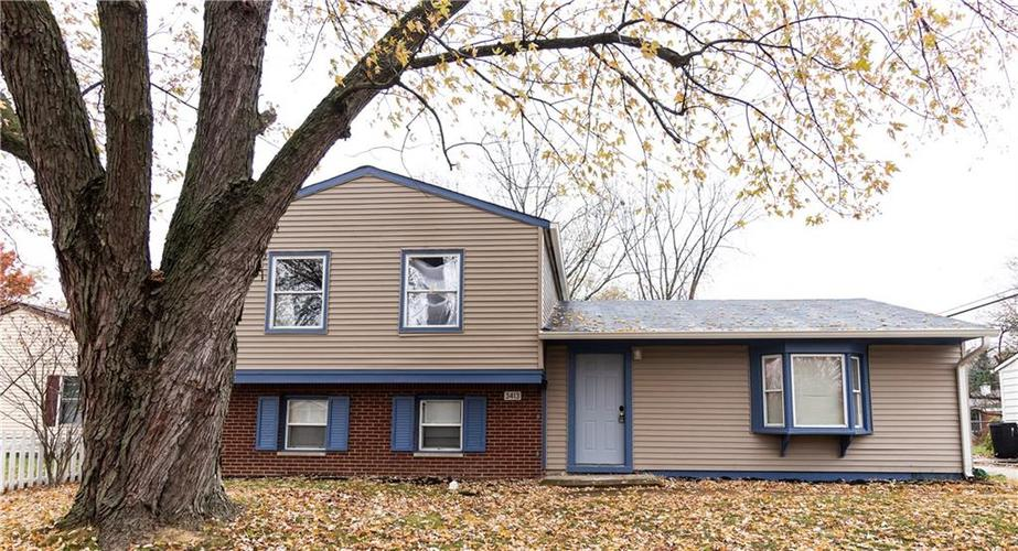 3413 N Mitchner Avenue Indianapolis, IN 46226 | MLS 21680768
