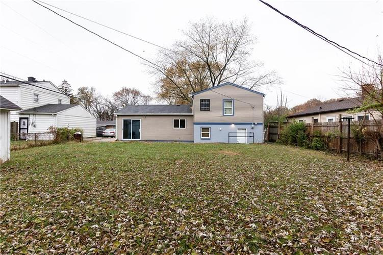 3413 N Mitchner Avenue Indianapolis, IN 46226 | MLS 21680768 | photo 2