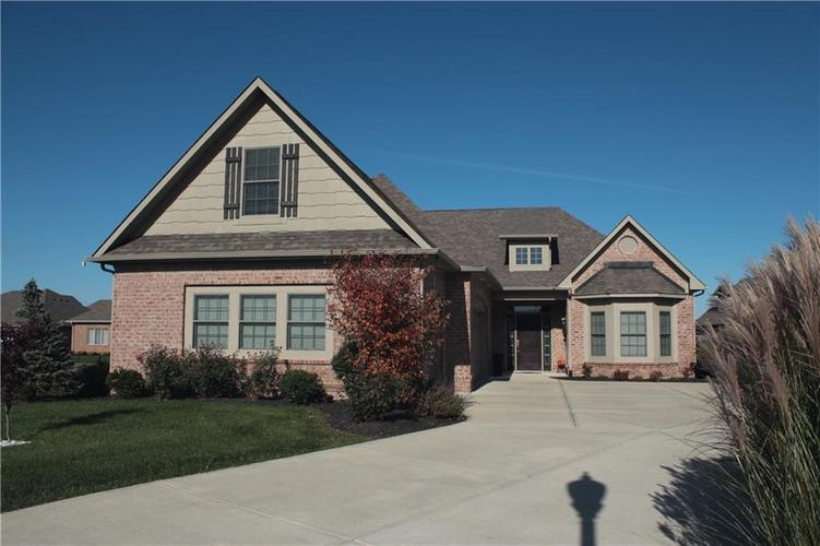 4343 THOMPSON ROW Greenwood, IN 46143 | MLS 21680788 | photo 1