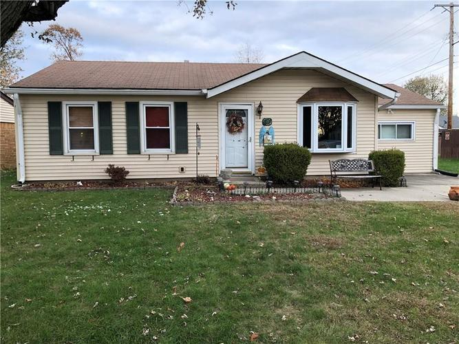 1205  Fairview Drive Greenfield, IN 46140 | MLS 21680865