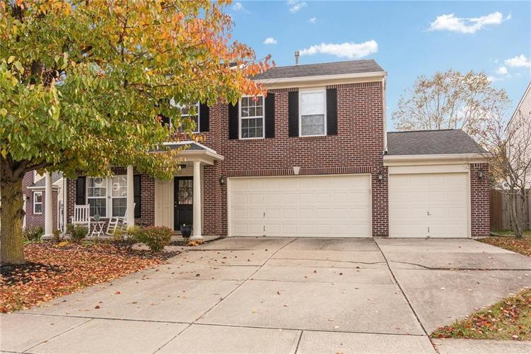 13796 Meadow Lake Drive Fishers, IN 46038 | MLS 21680923 | photo 1